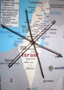 Israel map1a